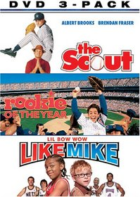 Sports Pack (The Scout / Rookie of the Year / Like Mike)