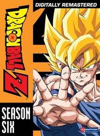 Dragon Ball Z: Season Six (Cell Games Saga)