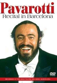 Pavarotti: Recital in Barcelona