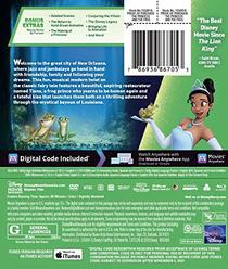 PRINCESS AND THE FROG, THE [Blu-ray]