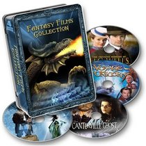 Fantasy Films Collection in Collectable Tin