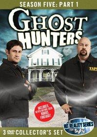 Ghost Hunters: Season Five, Part One