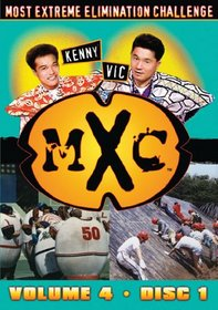 MXC: Most Extreme Elimination Challenge - Season 4, Disc 1