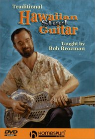 DVD-Traditional Hawaiian Steel Guitar