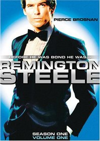 Remington Steele - Season 1, Vol. 1