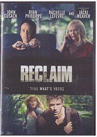 Reclaim (Dvd,2014)