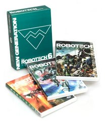 Robotech - The New Generation - Legacy Collection 6