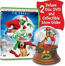 How the Grinch Stole Christmas (Deluxe 2 Disc DVD & Snow Globe)