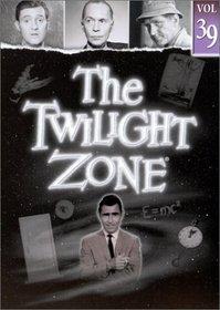 The Twilight Zone, Vol. 39