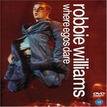 Robbie Williams - Where Egos Dare [IMPORT]