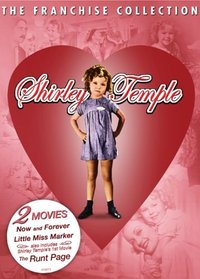 Shirley Temple - Little Darling Pack (Little Miss Marker/Now and Forever/The Runt Page)