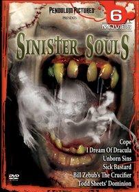 Sinister Souls 6 Movie Pack