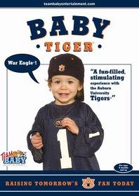 "Baby Tiger ""Raising Tomorrow's Auburn Fan Today"" [VHS]"