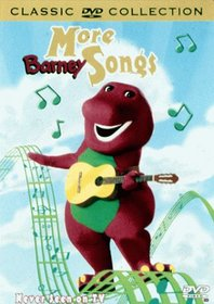 Barney - More Barney Songs