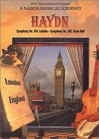 Haydn Symphonies Nos. 104/103 Naxos Musical Journey