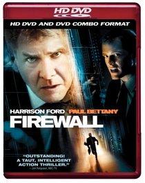Firewall (Combo HD DVD and Standard DVD)