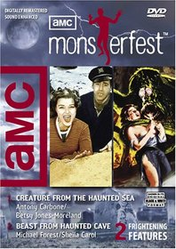 AMC Monsterfest: Creature From the Haunted Sea/Beast From Haunted Cave