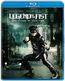Legend of the Fist: The Return of Chen Zhen [Blu-ray/DVD combo]