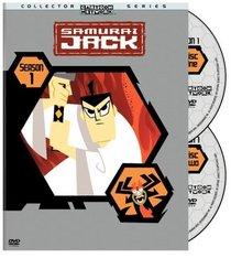 Samurai Jack - The Complete Seasons 1 & 2