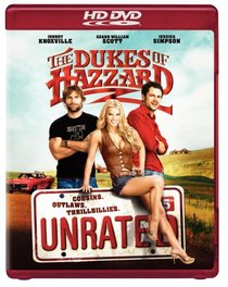 The Dukes of Hazzard (Unrated) [HD DVD]