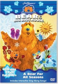 Bear in the Big Blue House - A Bear for All Seasons