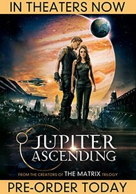 Jupiter Ascending (Blu-ray 3D + Blu-ray + DVD +UltraViolet  Combo Pack)