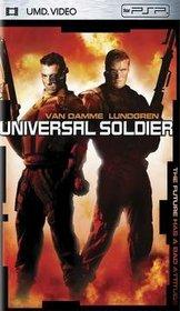 Universal Soldier [UMD for PSP]