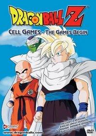 Dragon Ball Z - Cell Games - The Games Begin