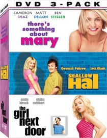 Dreamgirl 3 Pack (Shallow Hal / The Girl Next Door / There's Something About Mary)