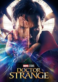 Marvel's Doctor Strange (BD+DVD+Digital HD) [Blu-ray]
