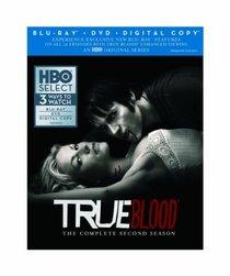 True Blood: The Complete Second Season (Blu-ray/DVD Combo + Digital Copy)