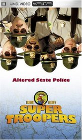 Super Troopers [UMD for PSP]