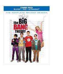 The Big Bang Theory: The Complete Second Season [Blu-ray]