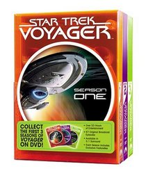 Star Trek Voyager - The Complete Seasons 1-3