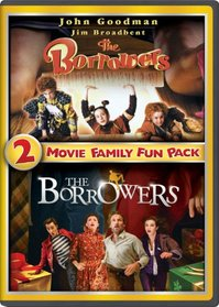 The Borrowers 2-Movie Family Fun Pack