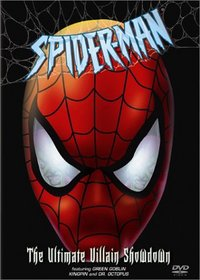 Spider-Man - The Ultimate Villain Showdown (Animated Series)
