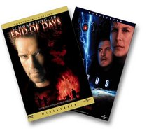 End of Days & Virus (2pc) (Ws)