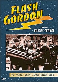 Flash Gordon - The Purple Death from Outer Space