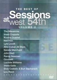Best of Sessions at West 54th, Vol. 2