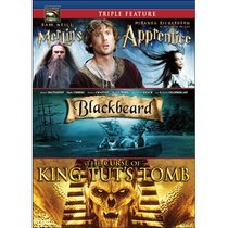 The Curse of King Tut's Tomb / Merlin's Apprentice / Blackbeard