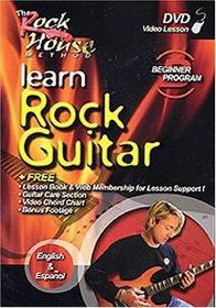 The Rock House Method: Learn Rock Guitar - Beginner Program