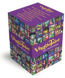 VeggieTales - The Collection (9 Titles)