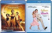 Sahara/Failure to Launch [Blu-ray]