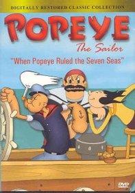 Popeye the Sailor: When Popeye Ruled the Seven Seas