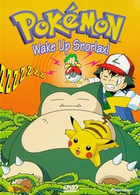 Pokemon - Wake Up Snorlax! (Vol. 13)