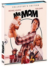 Mr. Mom [Collector's Edition] [Blu-ray]