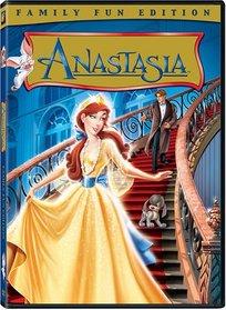 Anastasia (Family Fun Edition w/Bartok the Magnificent)
