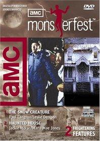 AMC Monsterfest: The Snow Creature/Haunted House