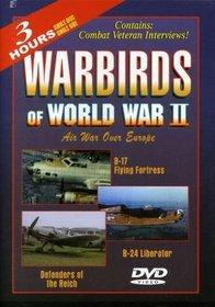 Warbirds of World War II: Air War Over Europe