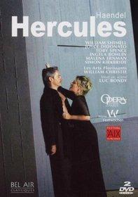 Handel - Hercules / Shimell, DiDonato, Spence, Bohlin, Ernman, Kirkbride, Les Arts Florissants, Christie, Luc Bondy (Opera de Paris 2005)